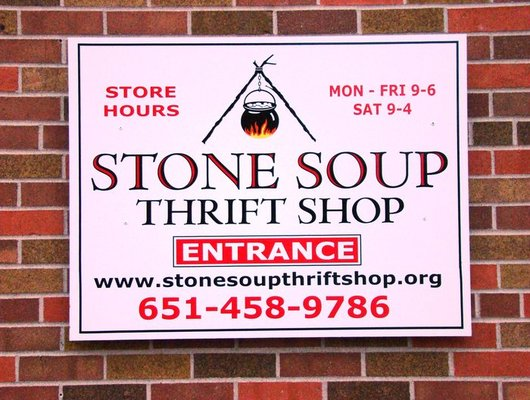 Stone Soup Thrift Shop